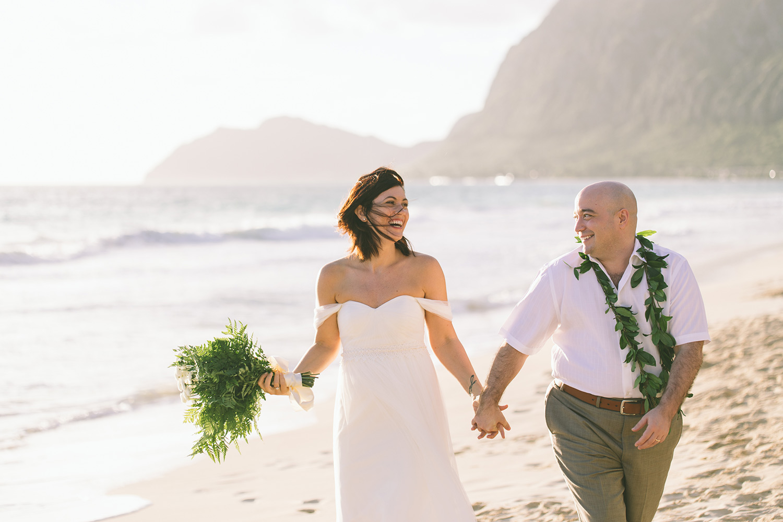 trash the dress hawaii