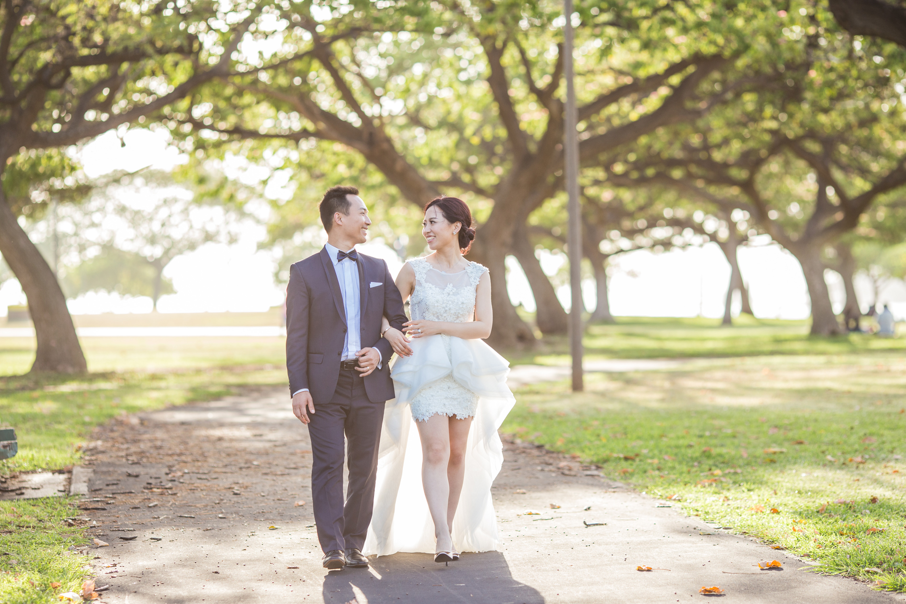 ala moana wedding