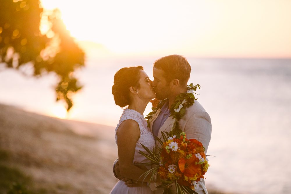 Northshore wedding on oahu
