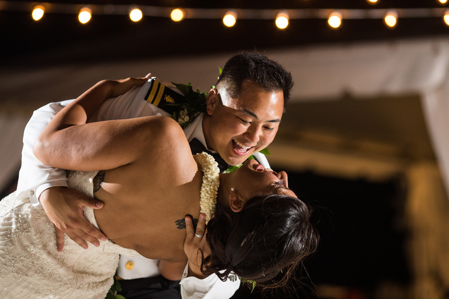 Leilani and francis/ turtlebay wedding