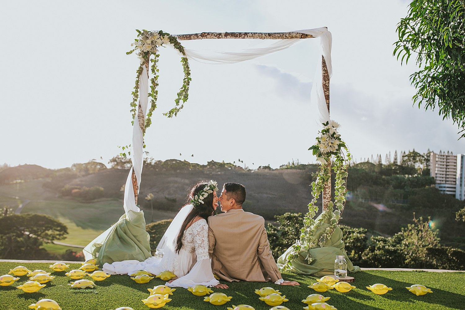 elopement during hawaii's covid restrictions